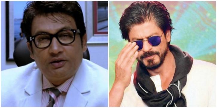 SRK and Shekhar Suman