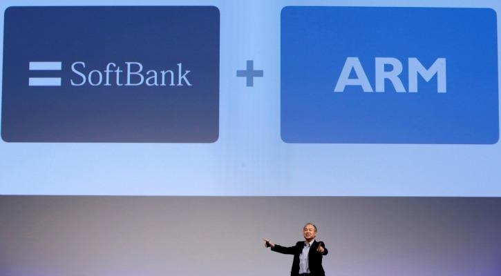 SoftBank buys ARM Holdings For US $32 Billion