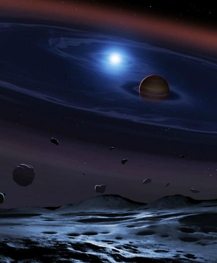 Tatooine-like planetary system