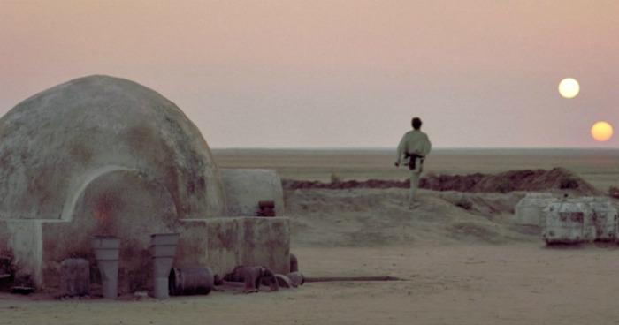 Tatooine, Star Wars