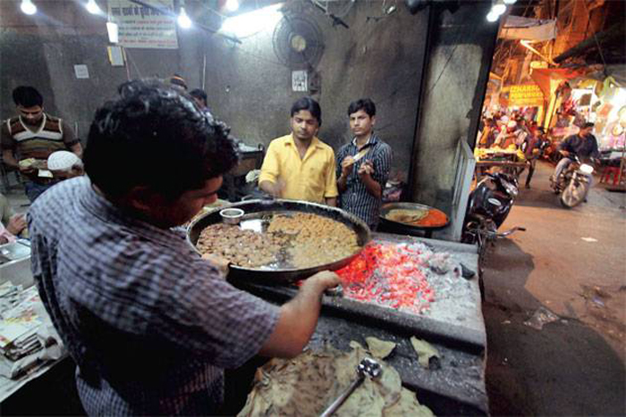 This small shop in Chowk, Lucknow, has been serving galauti kebab since 1905