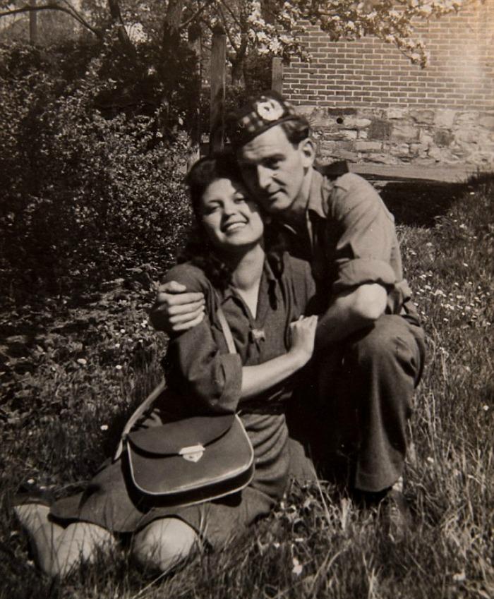 Edith and John