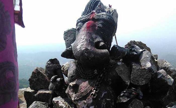 1,000-Year-Old Ganesh