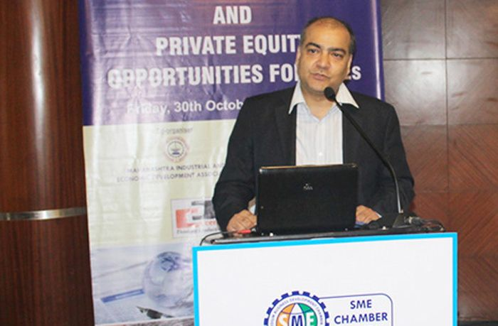 Vikram Gupta, founder and managing partner, IvyCap Ventures