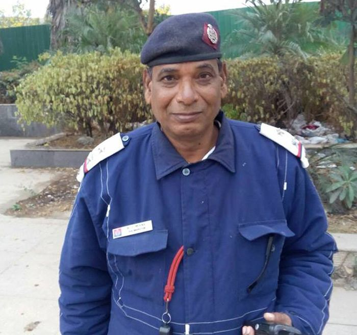 Sub Inspector, Madan Singh,