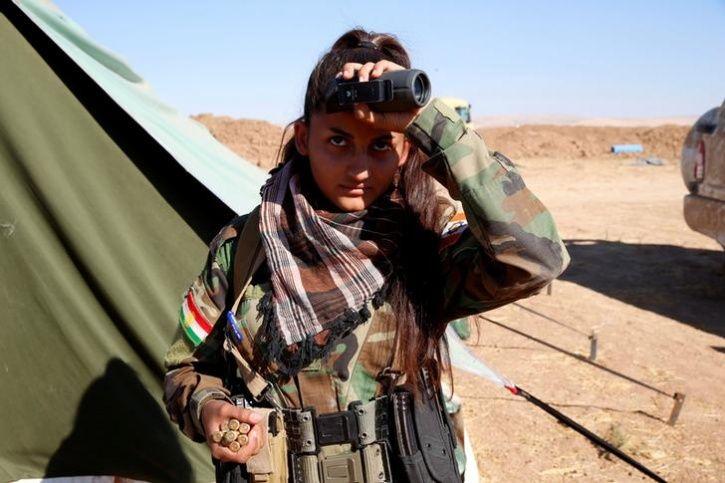 Female Fighter