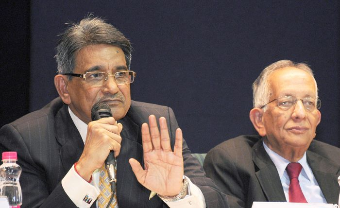 Former chief justice RM Lodha