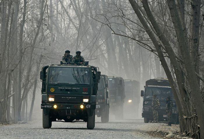 Top LeT Commander Muzaffar Naiku Killed In Kashmir Gunfight