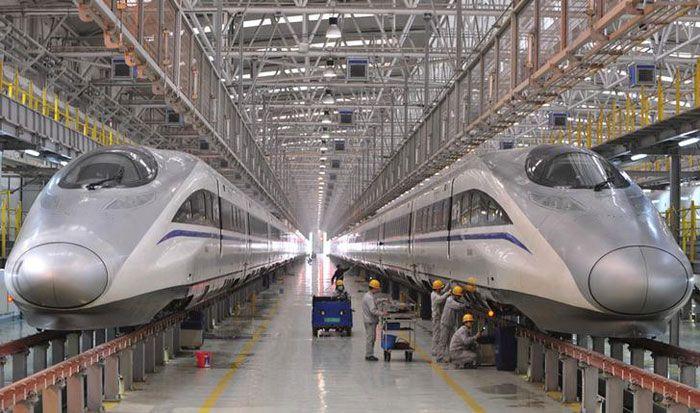 Gujarat bullet train