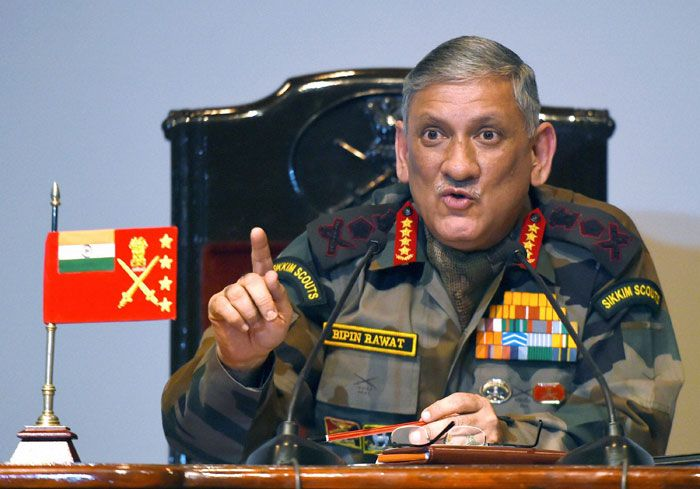 Army keeps surgical strike