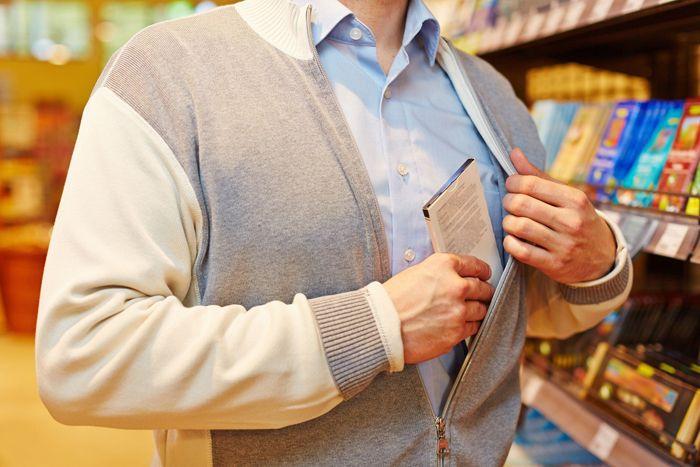 Digital shoplifters