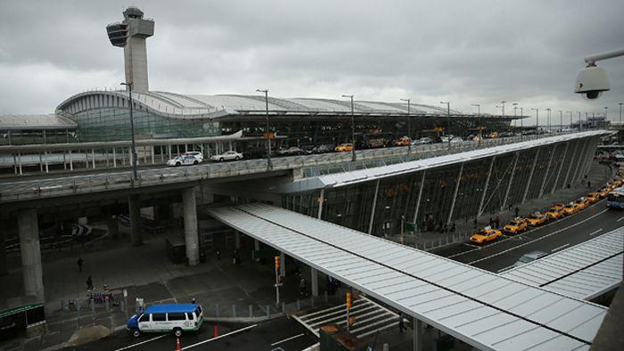 New York's John F. Kennedy International Airport