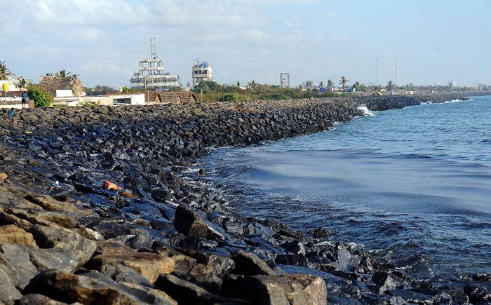 Chennai oil spill