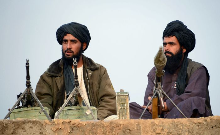 Afghanistan is trying to outflank Pakistan over Taliban
