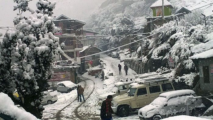 NIT Students Freeze To Death