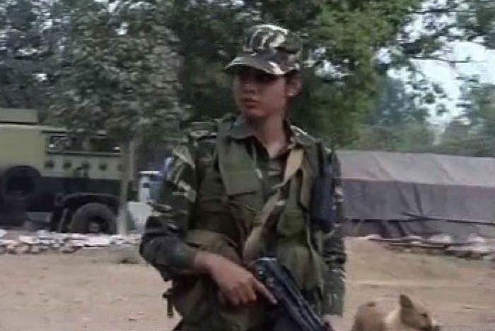 CRPF Usha Kiran
