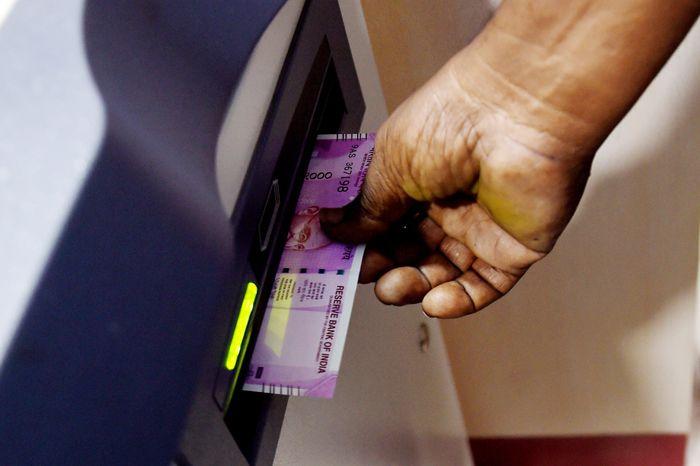 INS Vikramaditya ATM now