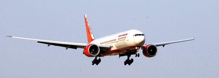 Air India flight BCCL