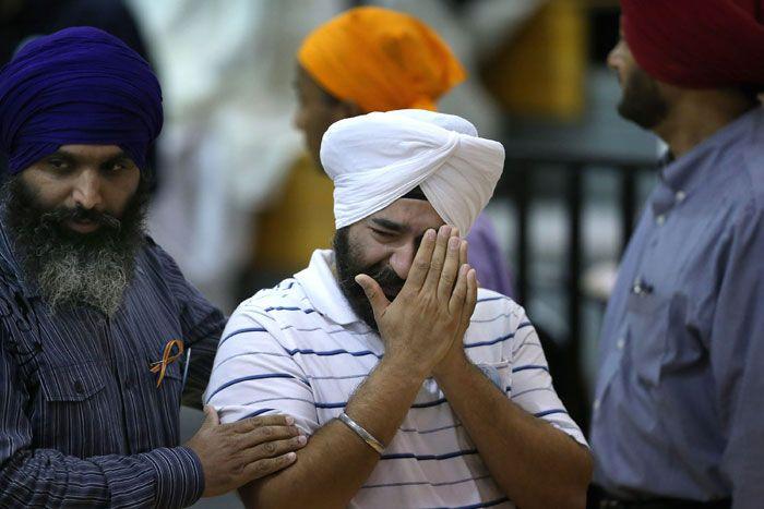 Sikh Man In US