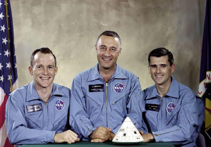 Apollo 1 Fire NASA