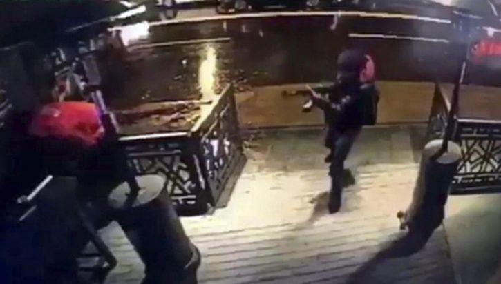 Istanbul Shooting