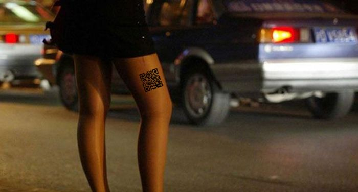 Sex Workers Go Cashless