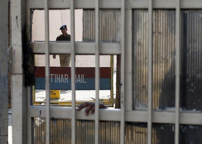 Anju Mangla Tihar jail