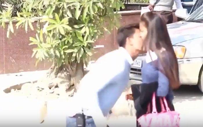 Kiss And Run Delhi