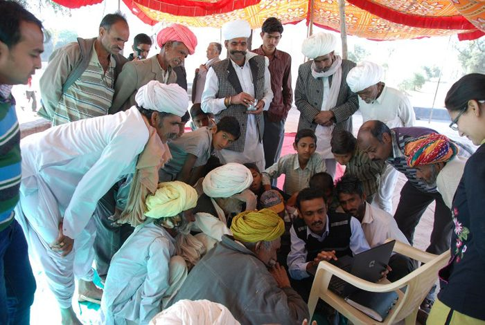 Wifi free Gram Panchayats