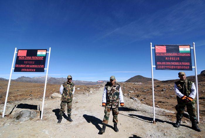 China India Border