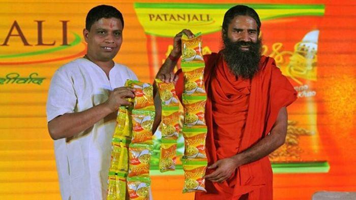 Ramdev And Balakrishna