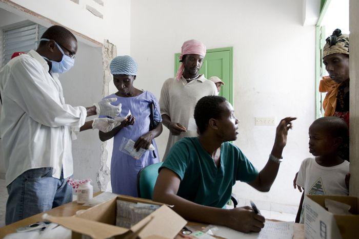 cholera vaccin