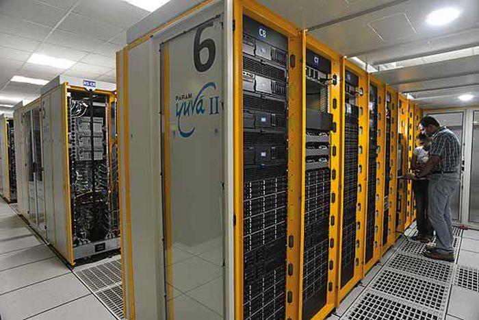 India First Supercomputer Param