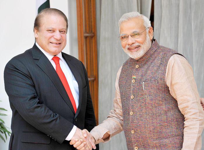 PM Narendra Modi nawaz sharif