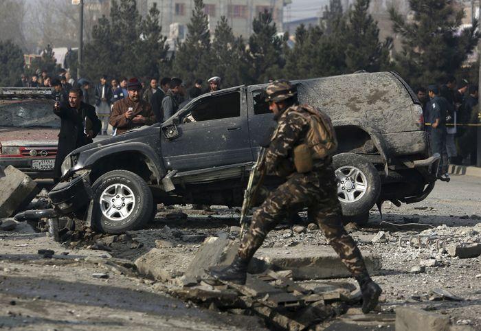 Taliban bomb expert accidently kills himself