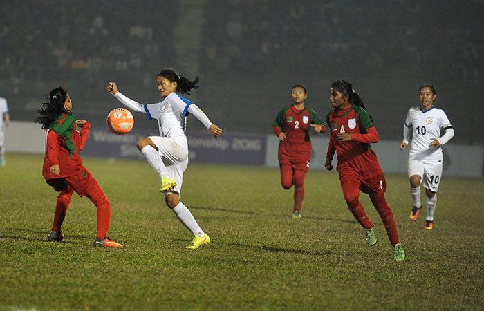 SAFF Football Match