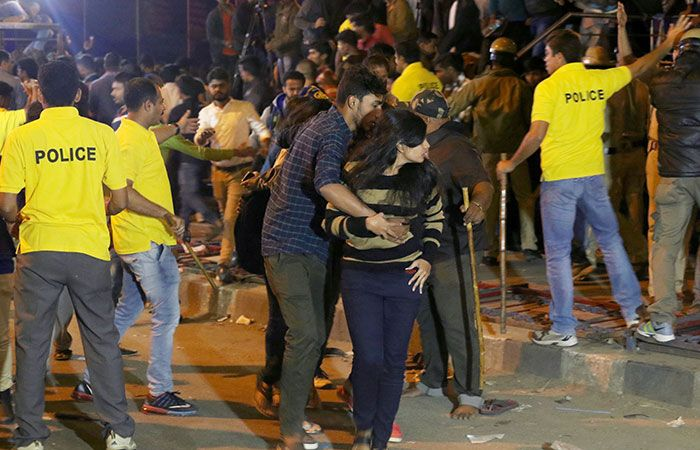 Bengaluru molestation