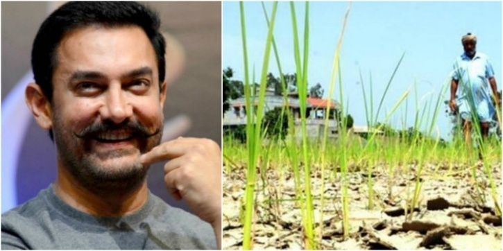 Aamir Khan and Drought