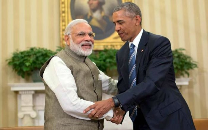 Obama, Modi