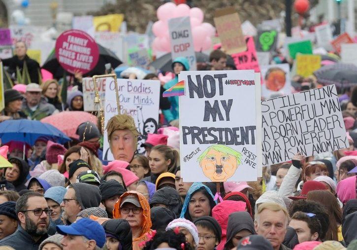 Women marches