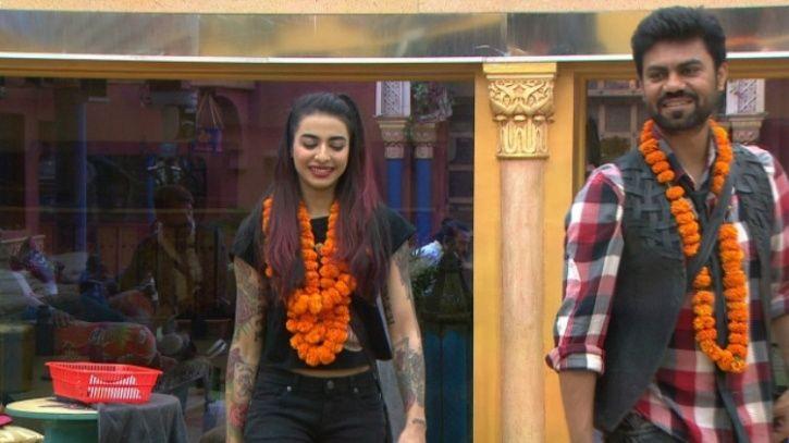 Bani J and Gaurav