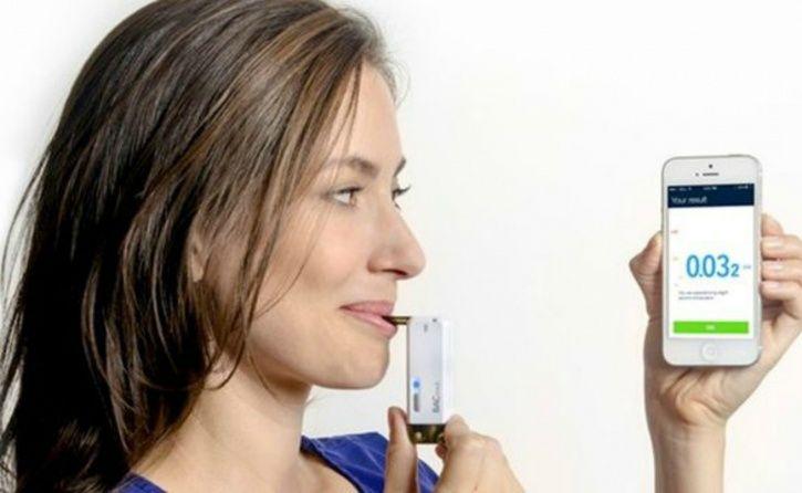 Breathalyser promising future