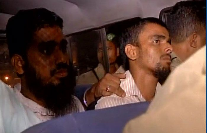 Arrested People from Goa