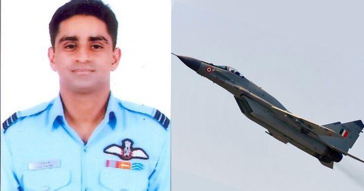 Indian Air Force Rijul Sharma