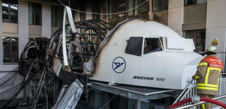 VR Gets Too Real As Flight Simulator Sets Frankfurt Airport On Fire