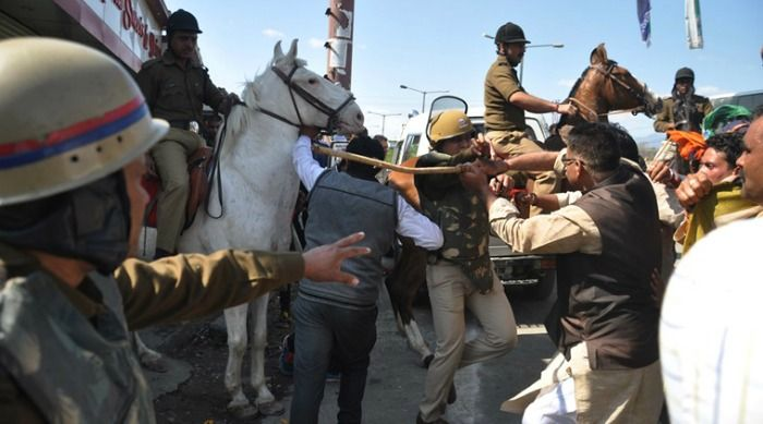 Police Horse Shaktiman