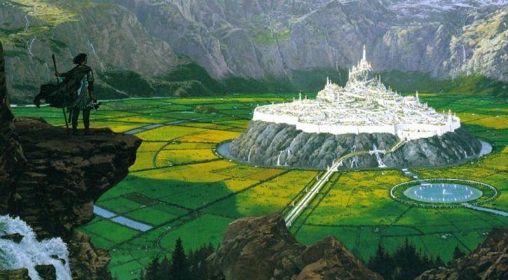 The Silmarillion Gondolin