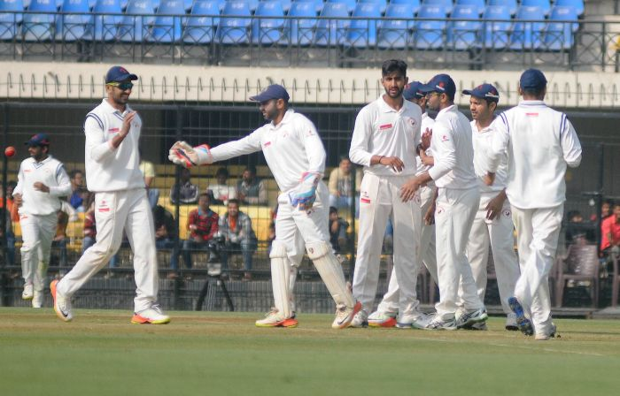 Gujarat Ranji Trophy team