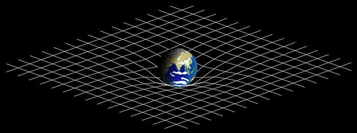 Space Time Warp