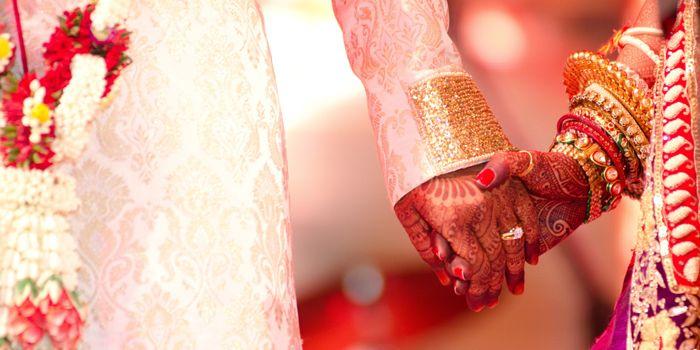 fake wedding